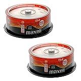 Maxell CD-R 80 700MB CD-Rohling