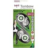 Tombow MONO Original - Cinta correctora - Paquete de 2 (Pack de 2)