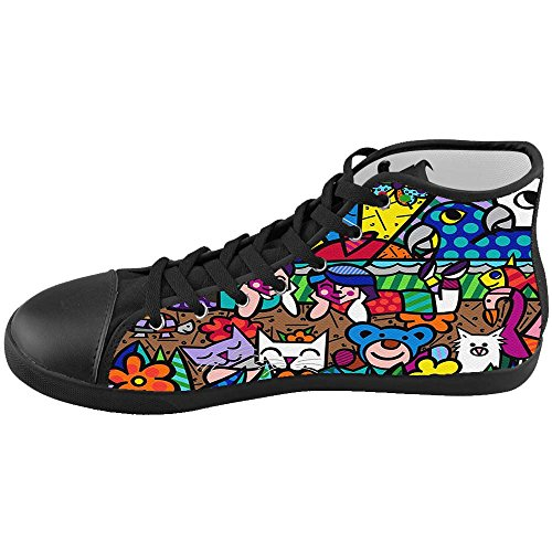 Dalliy Romero Britto Kids Canvas shoes Schuhe Footwear Sneakers shoes Schuhe D