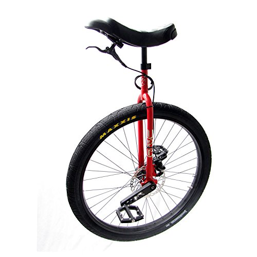 MONOCICLO URC ROAD RUNNER 29 ADVANCE CON FRENO DE DISCO SHIMANO (ROJO)