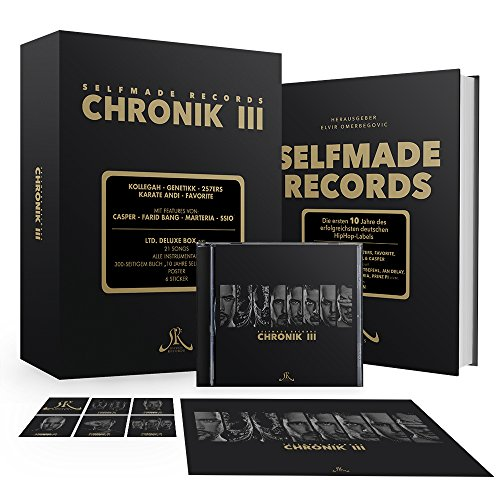 Preisvergleich Produktbild Chronik III - Limitierte Deluxe Edition (Exklusiv bei Amazon.de)
