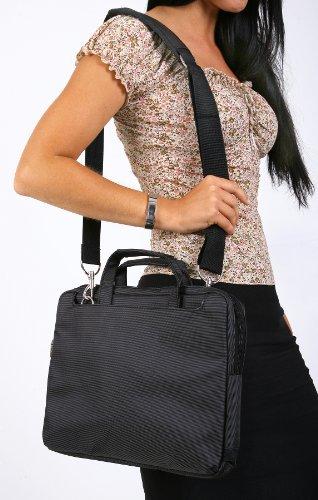 Navitech Laptop Bag schwarz Schwarz Sony Vaio Fit 11