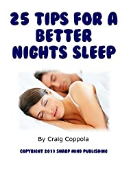 25 Tips for Better Sleep (English Edition)