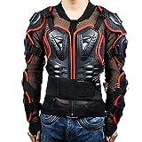 Blouson Complet pour Moto Protecteur De Coffre d'épine De Course De Motocross Manteau Homme