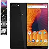 Generic Preorder Vernee Mix 2 Android Phone - Octa-Core, 4GB RAM, 6-Inch Bezel-Less 2K Display, 4G, Android 7. 1 (Black)