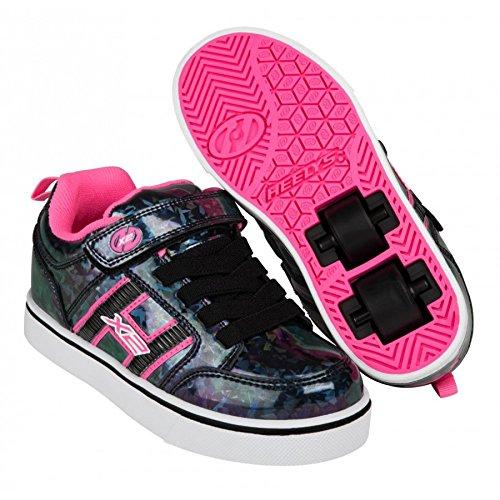 Heelys chaussure à roulette x2 bolt 770945 hologram pink