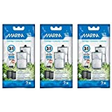 Marina i110/i160 Filter Cartridges - 6 Total Cartridges(3 Packs with 2 Cartridges per Pack) by Marina