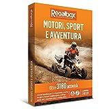 Regalbox - Motori, sport e avventura - Cofanetto regalo