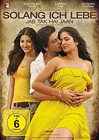 Solang ich lebe - Jab Tak Hai Jaan (Bollywood Mit Shahrukh Khan)