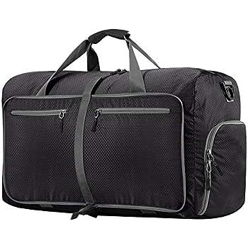 AmazonBasics - Bolsa grande de viaje/deporte (lona, 98 l ...