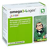 Omega 3-Loges junior, 60 St. Tagesportionen