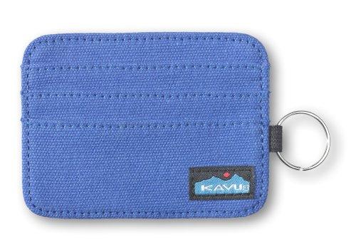 Kavu Slot Maschine Wallet, unisex damen, Blue Scout (Damen Geldbörsen Kavu)