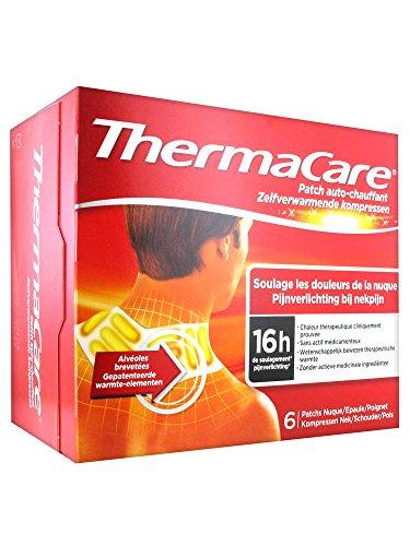 ThermaCare Warming Patch 8hrs Neck Shoulder Wrist 6 Patches (Arthrose-schmerz-entlastung)