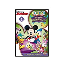 Mickey Mouse Club House Space Adventure - DVD