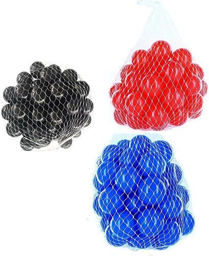 Balles balles pour salle salle salle de bain Mix AssortiHommes t de Bleu, Rouge et noir 9adc6e