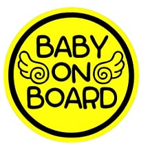 Amazon.es  baby on board sticker 2a2b5d4192