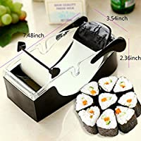 MS Sushi Roller Cutter eléctrica de cocina Gadgets Magic Maker perfecta rollo DIY Herramientas cj567