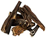 3 kg Rinderpansen getrockneter Pansen Blättermagen vom Rind Hundefutter Kausnack