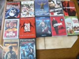 12 Horrorfilme DVD Sammlung 28 Days later / Night of the living dead (3D mit Brille) / Crank / Cheech & Chong / Windtalkers / Pathfinder / The Rock / Audition / Kill Switch / The Viking Sagas / Nice Dreams / Fulci Collection