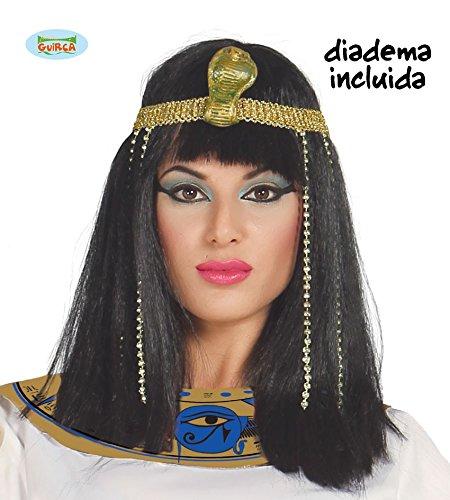 Fiestas Guirca GUI4778 - ägyptische (Perücke Ägyptische)
