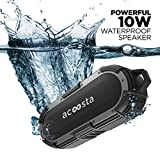 ACOOSTA Bold 850, IPX8 100% Waterproof, Portable Wireless Bluetooth Speaker (10 watt)