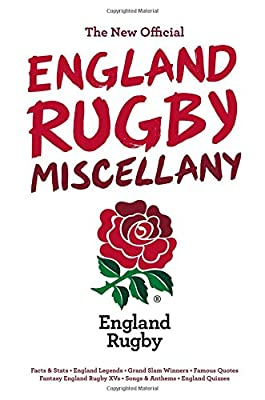 The New Official England Rugby Miscellany from Carlton Books Ltd