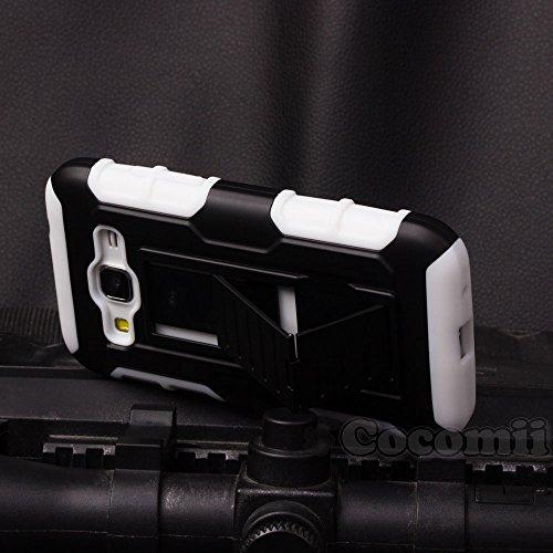 iPhone 6S / 6 Panzerglas Schutzfolie, Cocomii Crystal Shield NEW [Full Coverage] Premium HD Clear, 9H Hardness, Anti-Scratch, Fingerprint Proof, Bubble Free [Case Friendly] Tempered Glass Screen Prote White