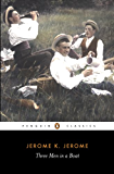 Three Men in a Boat: To Say Nothing of the Dog (Penguin Modern Classics)
