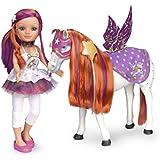 Nancy - Muñeca y su caballo Funtastic (Famosa 700012426)