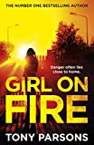 Girl On Fire: (DC Max Wolfe)