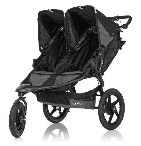 Britax BOB Sportkinderwagen Revolution PRO Duallie, 6m - 15 kg, black
