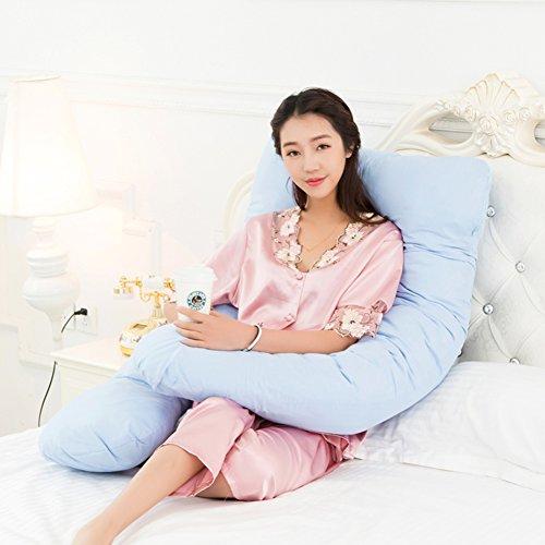 cuscino di gravidanza/Waist side sonno cuscino/ donna incinta/Multifunzioneu dormiente/ stomaco ascensore/ l'allattamento al seno cuscino-A