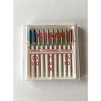 Organ 130/705 - Set de agujas para máquina de coser