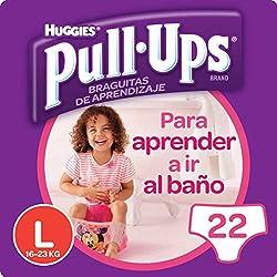 Huggies Pull Ups Braguitas...