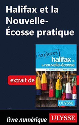 Descargar Libro Halifax et la Nouvelle-Ecosse pratique de Benoit Prieur