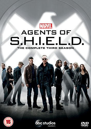 Marvel's Agents of SHIELD - Season 3 [UK Import] (The Shield Season 3)