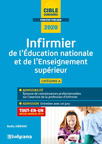 Infirmier de l'Education Nationale par  Jabrane Badia