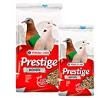 FINCA CASAREJO Comida para tórtolas y Palomas. Mezcla de Semillas de pequeño tamaño. Prestige Dove (4)