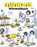 Minions - Wimmelbuch