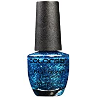 Colorbar Glitterati Top Coat, BlueTrance