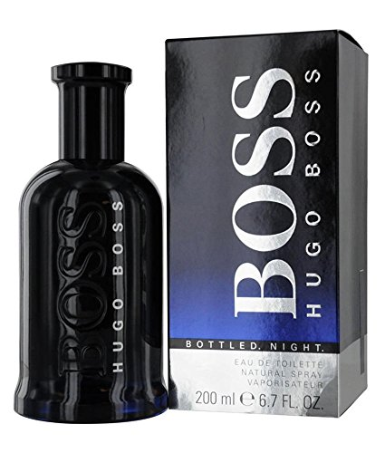 Hugo Boss Bottled Night EDT 200mlwith Ayur Product in Combo