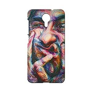 BLUEDIO Designer Printed Back case cover for Micromax Canvas E313 - G4127