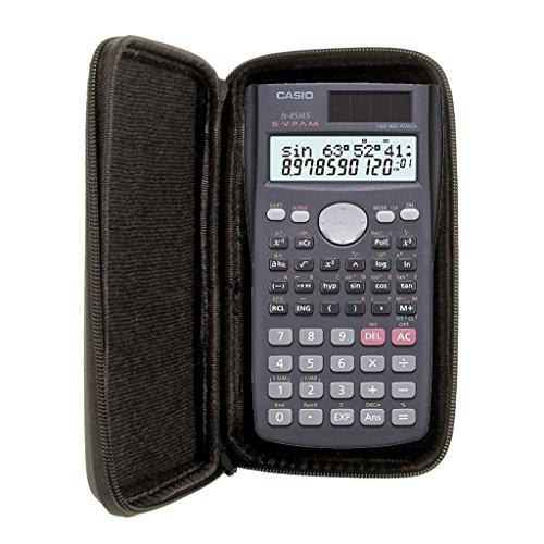 SafeCase Schutztasche für Taschenrechner von Casio, für Modell: FX 85 MS
