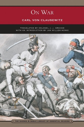On War (Barnes & Noble Library of Essential Reading) (B&n Library of Essential Reading)