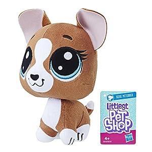 Littlest Pet Shop E0350 Pluszowe zwierzaki - Roxie Mcterrier Hasbro E0139