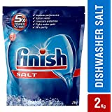 Finish Dishwasher Salt 2kg