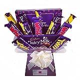 Cadbury Selection Chocolate Bouquet - Sweet Hamper Tree -...