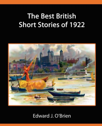 The Best British Short Stories of 1922 Cover Image