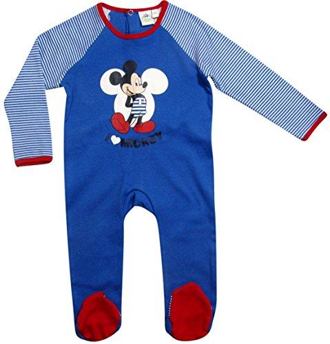 Mickey Mouse Strampelanzug Disney Jungen