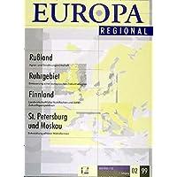 Europa Regional [Abonnement jeweils 4 Ausgaben jedes Jahr]
